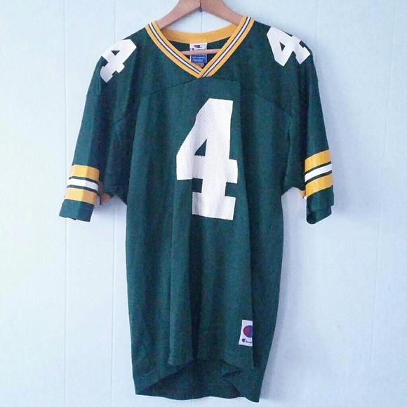 big sale f5773 38488 Brett Favre Jersey Green Bay Packers nfl football